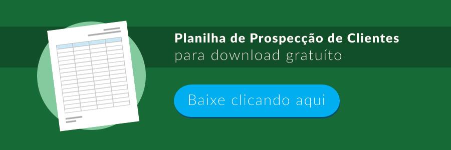 Download planilha prospecção de clientes