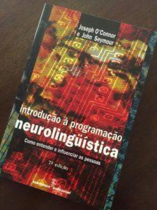 Livro Introdução a programação Neurolinguística