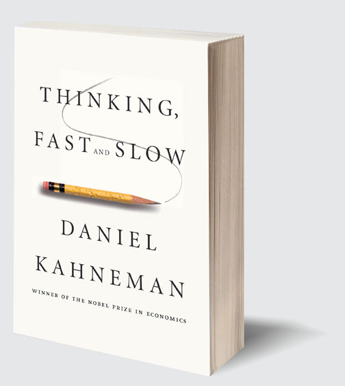 Livro Slow Thinking Pensamento Rápido